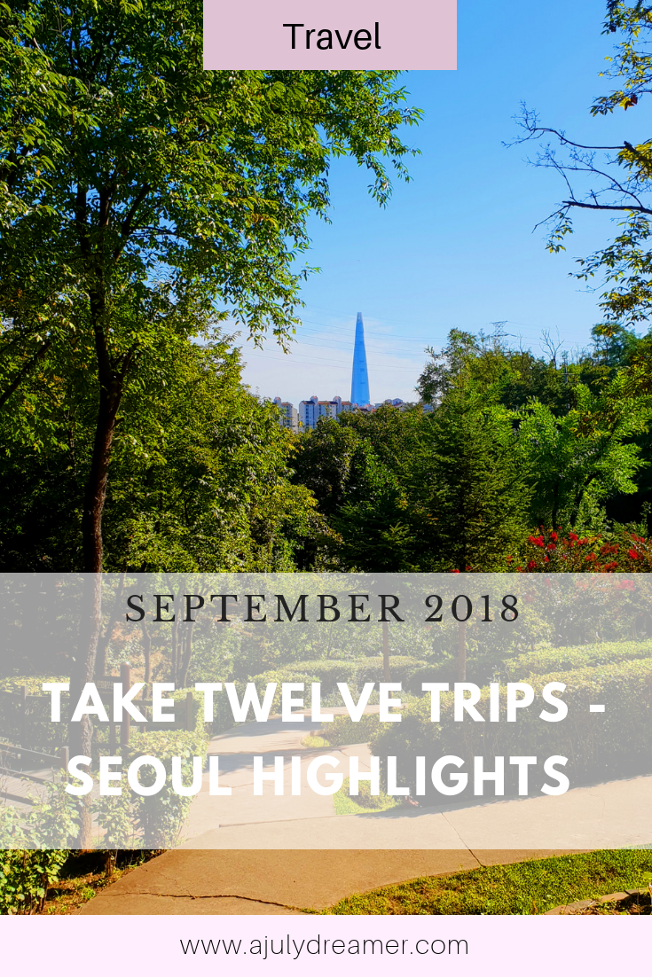 Take Twelve Trips is a travel challenge which challenges everyone to travel at least once a month. I joined the challenge back in 2015 and since then it has been incredible.