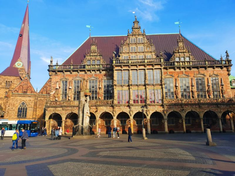 Bremen in Autumn | 13 Things To Do