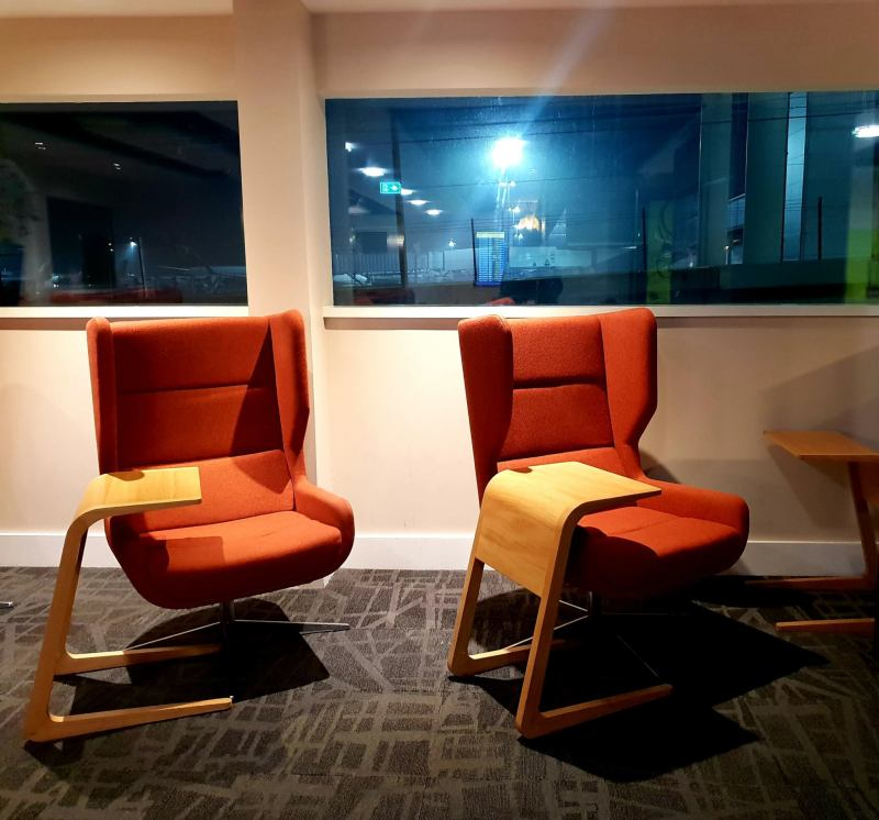 London Stansted Airport Escape Lounge Review