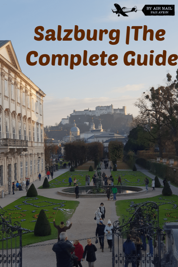 The Complete Salzburg Guide