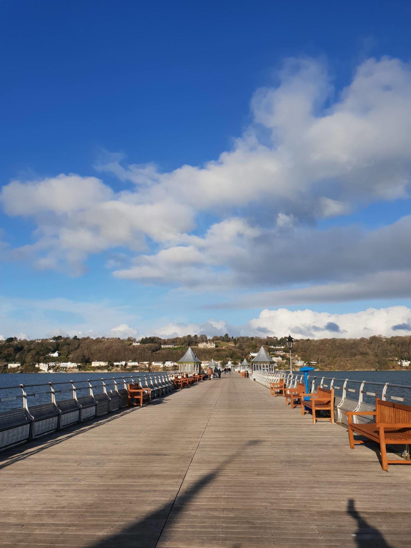 Bangor Pier - Explore North Wales