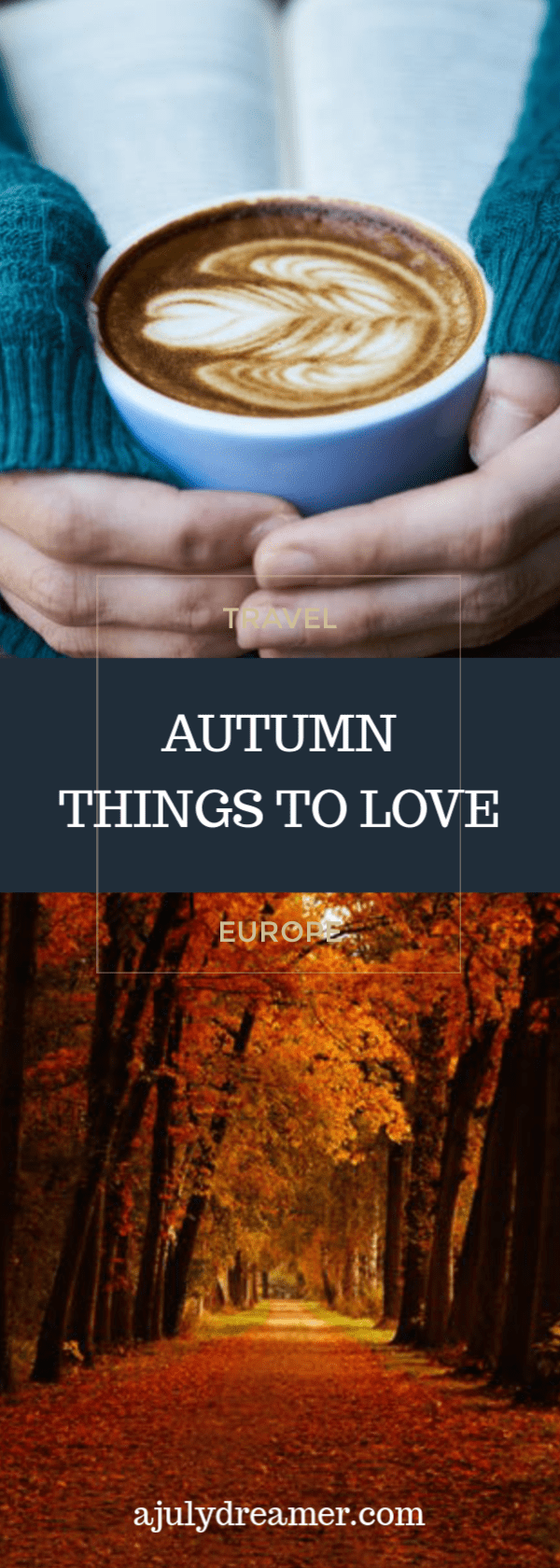 With Autumn coming to an end, I thought I share 9 things to love about autumn. November is the last month of autumn and there is so much I wanted to do that I didn't.