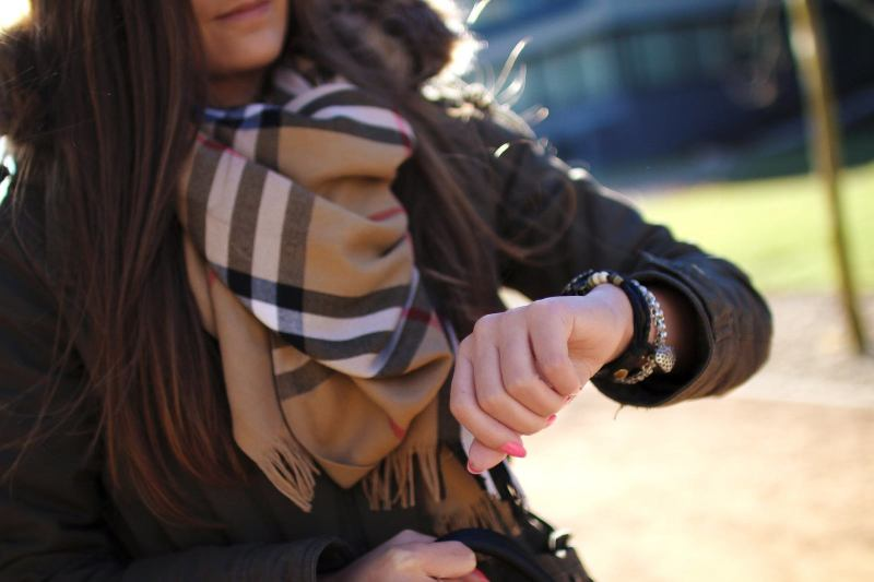 Casual Autumn Outfit: Transition from Autumn to Winter