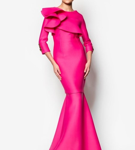 Fesyen Baju Kurung Moden Terkini 2015
