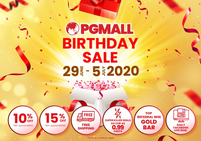 PG mall review