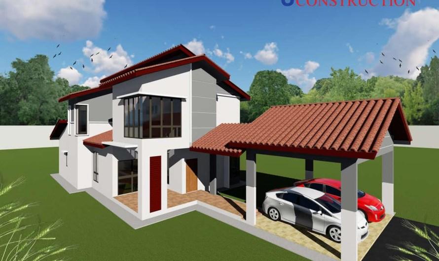Bagaimana bina rumah banglo tunai sebelum pencen