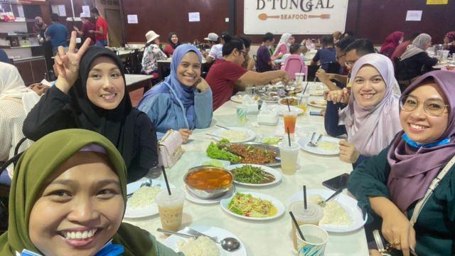 D'Tunggal Seafood Kuala Terengganu