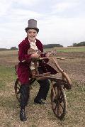 Montabaur feiert Erfindung des Fahrrades vor 200 Jahren