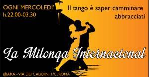 La Milonga Internacional @ AKA | Ronchi dei Legionari | Friuli-Venezia Giulia | Italia