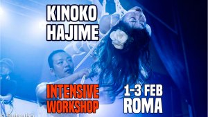 Workshop intensivo Kinoko Hajime @ AKA