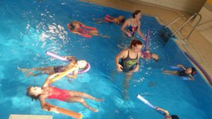 nauka pływania dla dzieci Rybnik