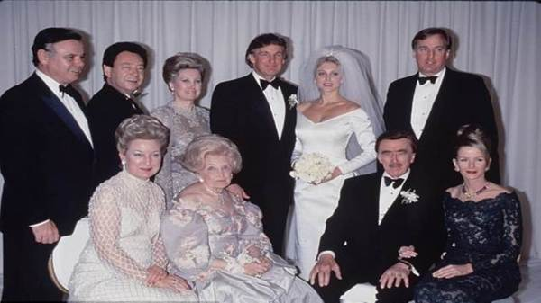 Donald Trump's mother WAS an immigrant chasing the ...