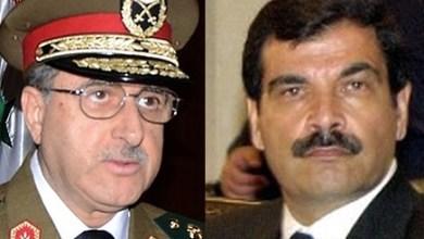 صورة مقتل وزير الدفاع وآصف شوكت في تفجير دمشق