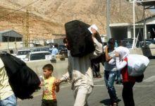 صورة الأمم المتحدة تؤكد استمرار تدفق النازحين السوريين إلى العراق