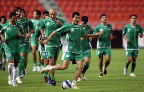 المنتخب الوطني يرجئ تدريباته للثاني من الشهر المقبل لأنشغال لاعبيه مع أنديتهم