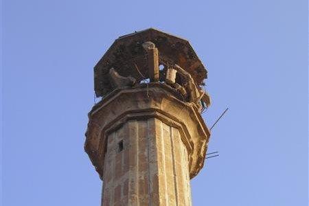 اجتماع طارىء بجامعة القاهرة الاسبوع المقبل لحماية التراث الحضاري السوري