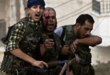 """صورة معارك """"غير مسبوقة"""" في حلب والجيش النظامي يقتحم أحياء في دمشق سيطرت عليها المعارضة"""