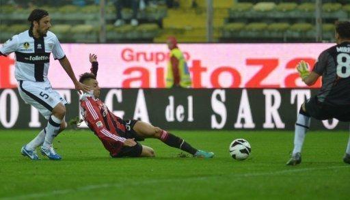 بطولة ايطاليا: ميلان يواصل نتائجه المتواضعة ويوفنتوس يسحق روما