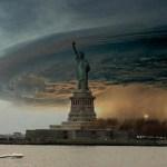 غرق احياء ومقتل 13 شخص في نيويورك بسبب اعصار ساندي