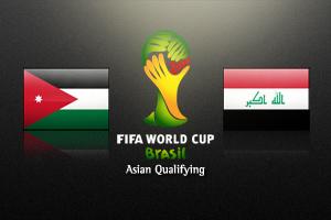 صورة طاقم تحكيم صيني يقود مباراة الأردن والعراق بتصفيات المونديال