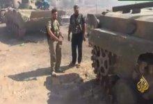 صورة 123 قتيلا وقصف ومظاهرات بسوريا