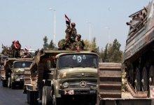 صورة تقارير عن تحرك عسكري سوري بالمخيمات