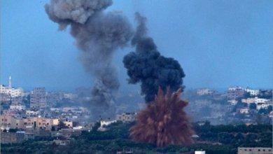 صورة الكلفة الاقتصادية لحملة إسرائيل على غزة