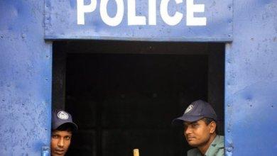 صورة اعتقال 2500 ناشط من حزب اسلامي بعد صدامات في بنغلادش