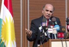 صورة رئاسة كردستان: بغداد تريد ارجاع الإقليم إلى حدود صدام حسين