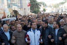 """صورة الحكومة التونسية تدعو اكبر نقابة في البلاد الى """"العدول"""" عن اضراب عام"""