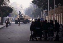 صورة الجيش المصري يحذر من انه لا بديل من الحوار لحل الازمة في مصر