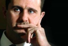 صورة موقع سوري :بشارالأسد سيُلقي خطاب الحل للأزمة في سوريا