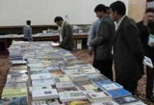 صورة جامعة القادسية تقيم معرضاً علمياً للكتب الحديثة