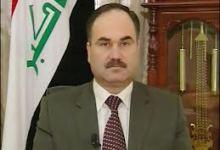 صورة وزير المالية : الحل في ساحات الاعتصام وسياسات 4 إرهاب لم تعد تجدي نفعاً