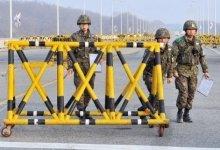 صورة كوريا الشمالية تعد تجربة مزدوجة لصاروخ وقنبلة نوويين بحسب سيول
