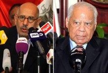 صورة تعيينات بسلطة مصر المؤقتة والجيش يحذر