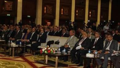 صورة محافظ الديوانية يشارك بأعمال المؤتمر الاستثماري البريطاني ببغداد