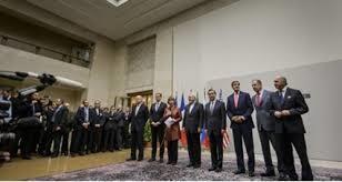صورة إيران تعلن استئناف المفاوضات في جنيف مع السداسية الإثنين المقبل