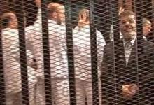 صورة مصر: إحالة مرسي وبديع وقيادات في الإخوان بتهمة التخابر