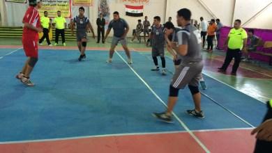 صورة الاتحاد العراقي للكابادي ينجح بامتياز في تنظيم أول بطولة في العراق