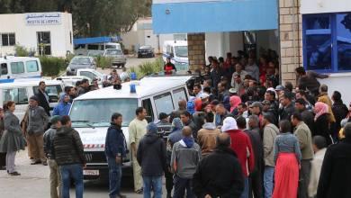 صورة تونس: مقتل 4 وجرح12 اخرين في كمين نصب للجيش