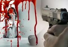 صورة زوج يقتل زوجته بعد ان ضبطها مع عشيقها في الديوانية