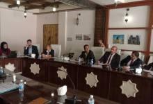 صورة لجنة الإنقاذ الدولية (IRC) تناقش سبل نجاح مشروع (عديمي الجنسية) في أربعة محافظات عراقية