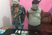 صورة القاء القبض على عصابة تتاجر بمادة الكريستال المخدرة في البصرة