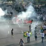 اقتحام مبنى البرلمان (الكونغرس) في البرازيل من قبل محتجين غاضبين