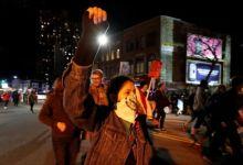 صورة احتجاجات جديدة بعدة مدن بعد فوز دونالد ترامب في انتخابات الرئاسة الأمريكية