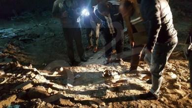 صورة قيادة شرطة الديوانية تنفي خبر صاروخ الكاتيوشا وتؤكد القنبلة الصوتية