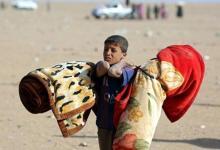 صورة لجنة الهجرة والمهجرين :اكثر من 4 ملايين نازح والكثير يعيشون الحياة المأساوية
