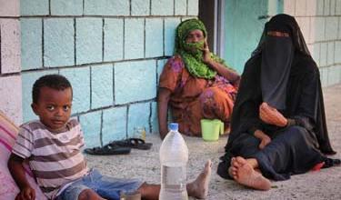 صورة طفلا يمنيا واحدا على الأقل يموت كل عشر دقائق