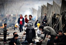 صورة الهجرة الدولية أكثر من 46 ألف و300 نازح هم من مركز الموصل